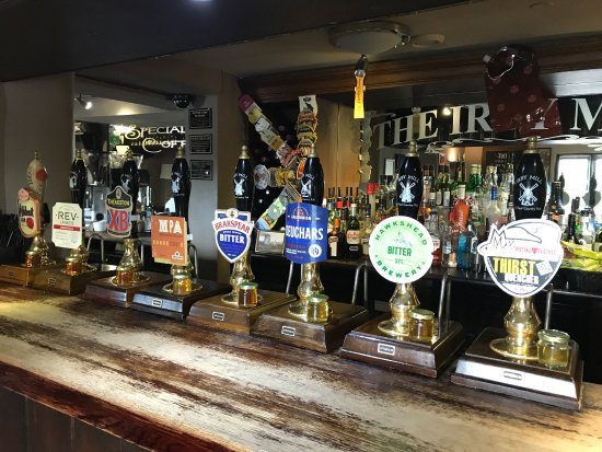 Greasby, UK: Some great beers