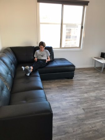 Port Augusta, Australia: Lounge area