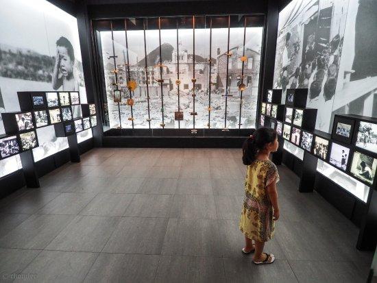 Exhibition Room D : Exhibition room 한국 전쟁 기념관 서울 사진 트립어드바이저