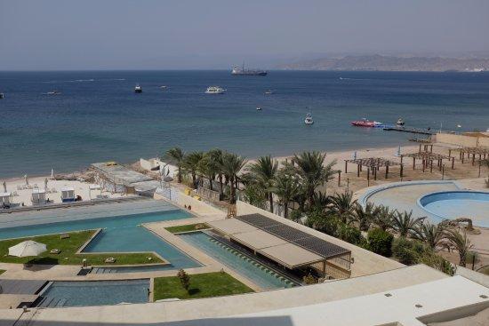 凱賓斯基亞喀巴紅海酒店張圖片