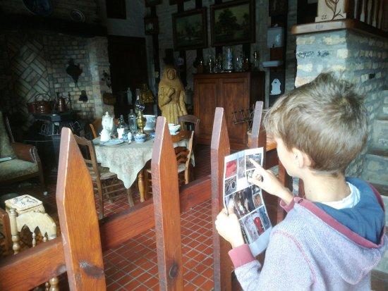 Alveringem, เบลเยียม: Openluchtmuseum Bachten De Kupe
