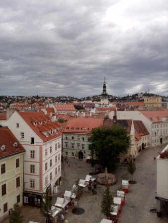 827796184251ae View from the top - Picture of Bratislava City Museum (Mestske ...