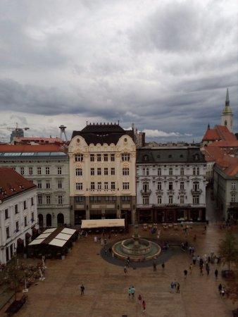 cba125e1529cbf View from the top 2 - Picture of Bratislava City Museum (Mestske ...