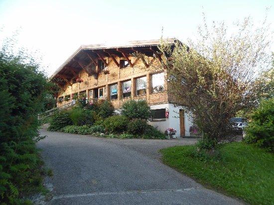 Demi-Quartier, Francia: Camping Bornand
