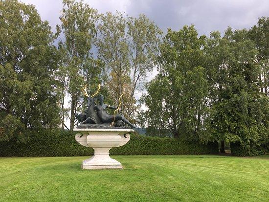 Лен Вермланд, Швеция: Rottneros Park