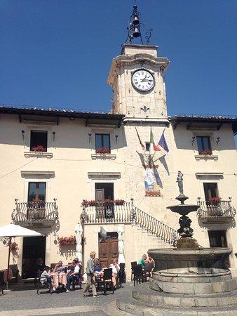 Fontana di Piazza Municipio