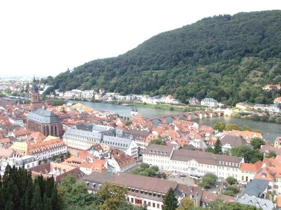 Heiligenberg : vista del pueblo