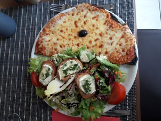 Moirans, France : Pizza D'antan