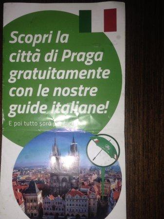 brochere picture of united world tours prague tripadvisor