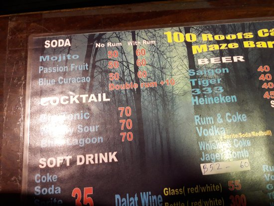 Amazing bar!