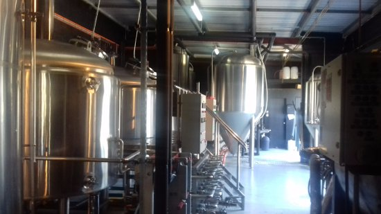 Burleigh Heads, أستراليا: On tap at the Black Hops Brewery