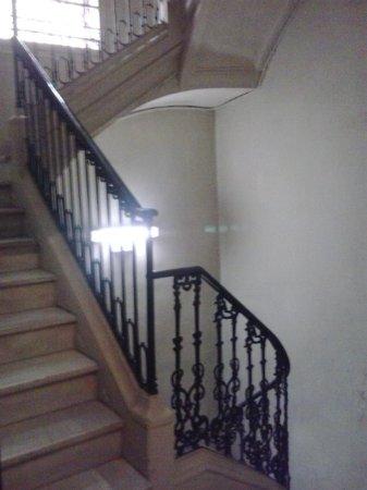 Hotel Jaume I: Escalera