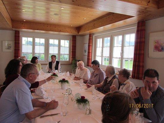 Rickenbach, Schweiz: Familie