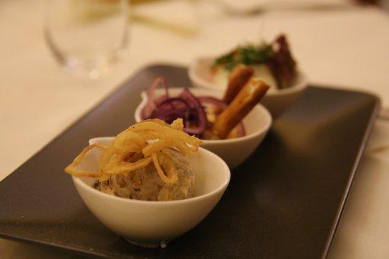 Bernried, Germany: Lecker, sehr lecker. Kompliment an die Küche!