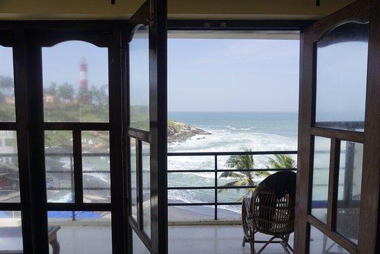 The Ocean Park Beach Resort: Lovely hotel