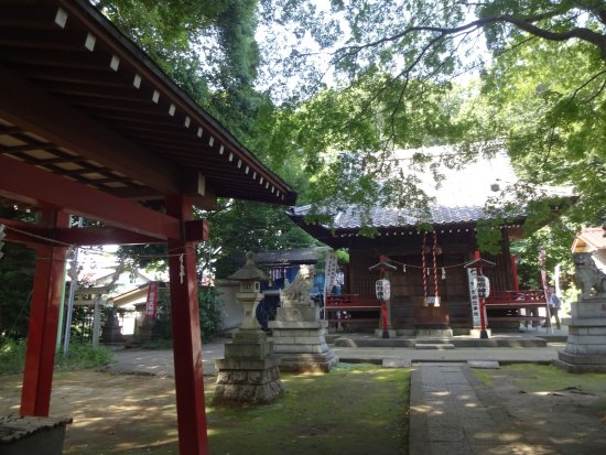 Katsubuchi Shrine
