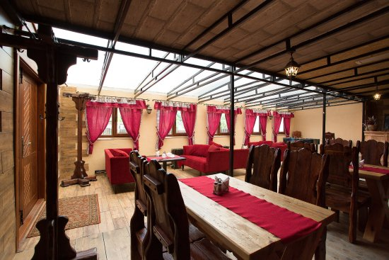 Hotel and restaurant Sery Gus ...