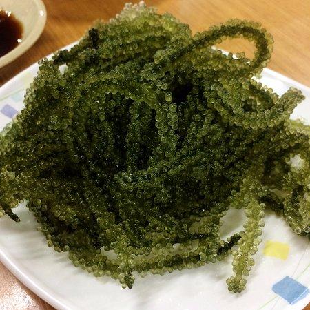 Kiraku: 海ぶどう