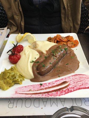 Restaurant la table du cure dans rocamadour avec cuisine - La table du comtat seguret 84 ...