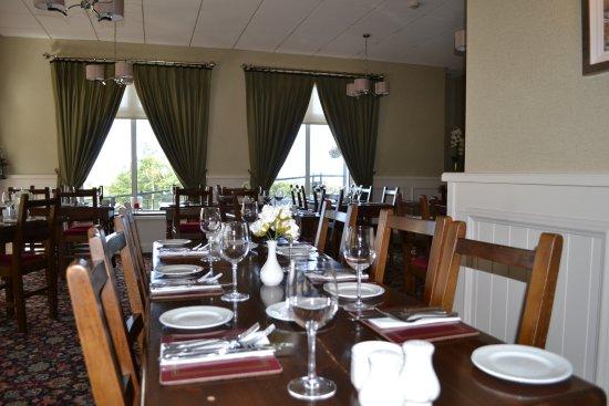 Bunbeg, ไอร์แลนด์: Restaurant opened daily from 6pm -9pm