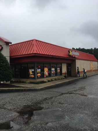 Whiteville, Carolina do Norte: Hardee's