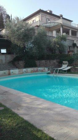Villa la Borghetta Spa Resort: Vista villa