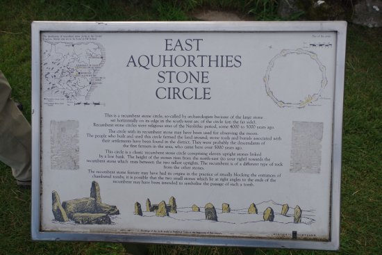 Inverurie, UK: East Aquhorthies Stone Circle