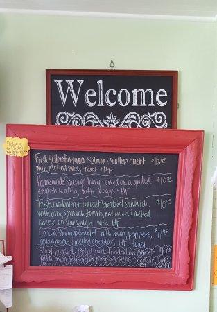 Winnegance Restaurant and Bakery: 20170902_094000_large.jpg
