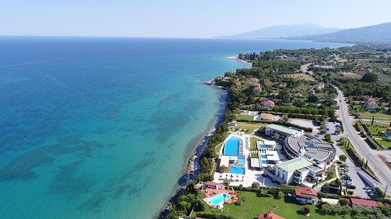 Cavo Olympo Luxury Hotel & Spa - Adult Only Photo