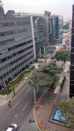 Novotel Lima: Bairro de San Isidro