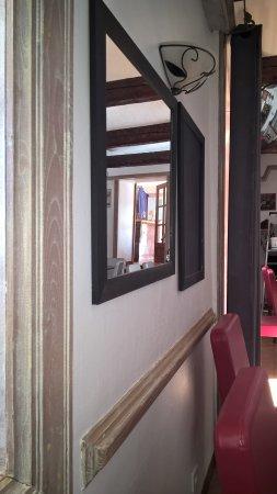 Annot, France : salle