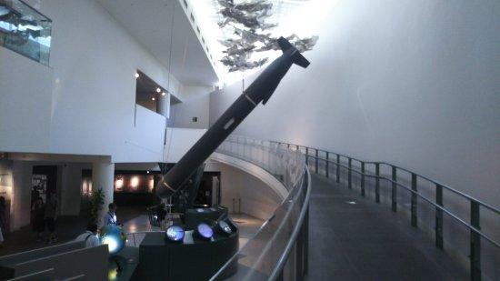 长崎原子弹爆炸资料馆
