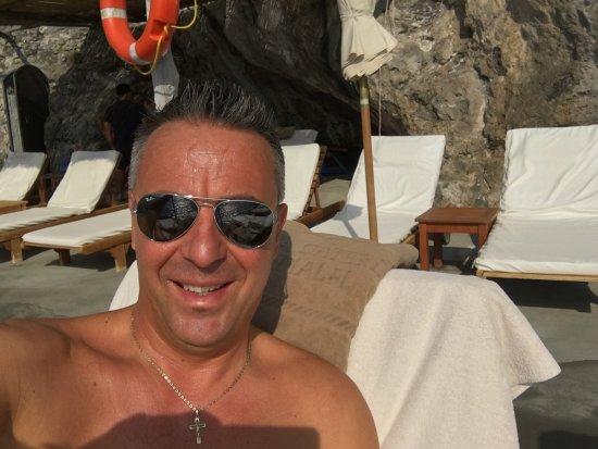 Santa Caterina Hotel: Relax in piscina