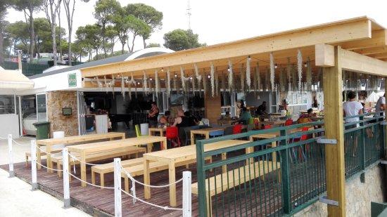 Calonge, Spanien: ristorante