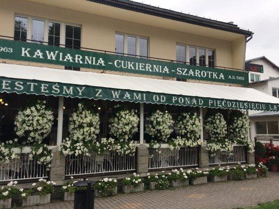 Muszyna, Polen: SZAROTKA - Powrot do przeszlosci!