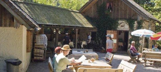 Fuschl am See, Austria: Rumingmühle