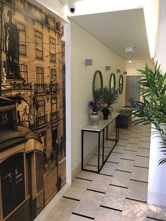 chiado square apartments lisbonne portugal voir les tarifs et avis appartement tripadvisor. Black Bedroom Furniture Sets. Home Design Ideas