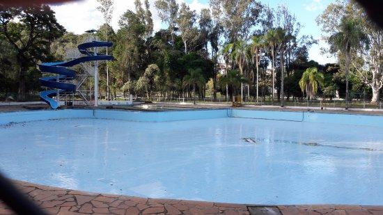 Lambari, MG: Parque