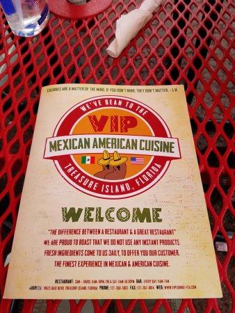 Mexican Restaurants In Treasure Island Fl