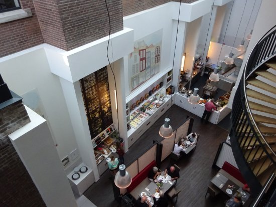Best Western Plus City Hotel Gouda : ontbijtruimte