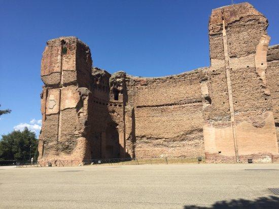 Thermes de Caracalla : photo0.jpg