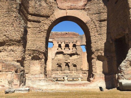 Thermes de Caracalla : photo1.jpg