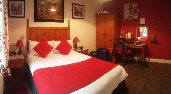 Augusta Lodge : semplicemente meravigliosa!! Just wonderful!!