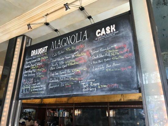 Photo of American Restaurant Magnolia Pub & Brewery at 1398 Haight St, San Francisco, CA 94117, United States