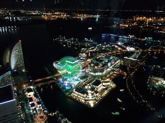 Yokohama Landmark Tower Sky Garden