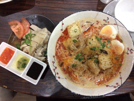 Ashfield, Australie : Kreta Ayer Restaurant