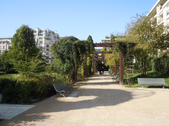 Parc de Passy