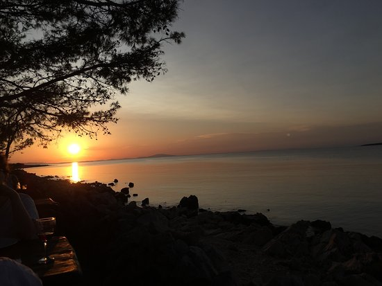 Mandre, Croatie : Konoba Gira