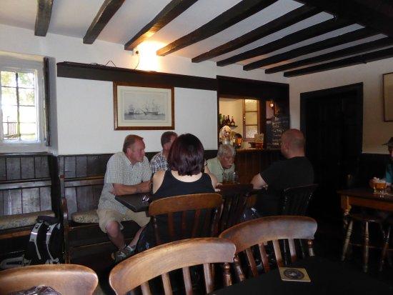 Kirk Ireton, UK: The Tap Room
