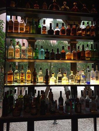 Amanjena: Bar de l'hôtel